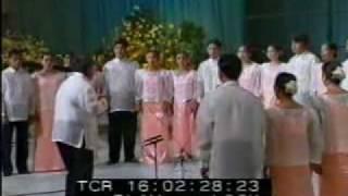 Video 1995 Choir of the World - UST Singers download MP3, 3GP, MP4, WEBM, AVI, FLV November 2017