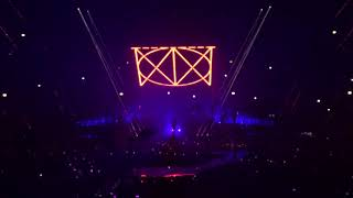 JUSTIN TIMBERLAKE - FILTHY (OPENING) - Live Mannheim Germany 2018
