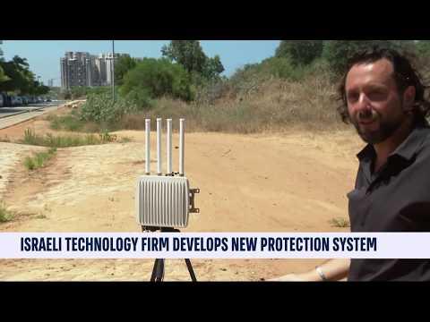 Israeli Tech Firm Develops New Anti-Drone System