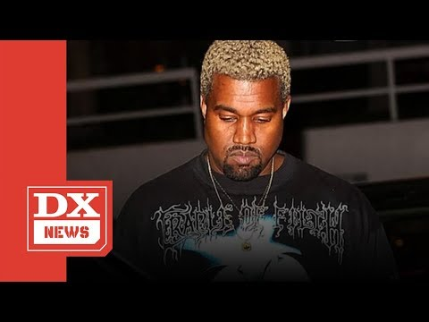Kanye West Tweets Album Release Dates For Himself, Pusha T, & Kid Cudi Teyana Taylor