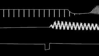 C64 Rob Hubbard 39 s Master of Magic oscilloscope view