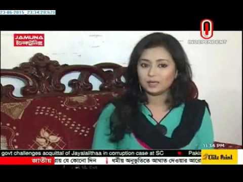 Interview Farhana Mili , 23 June 2015