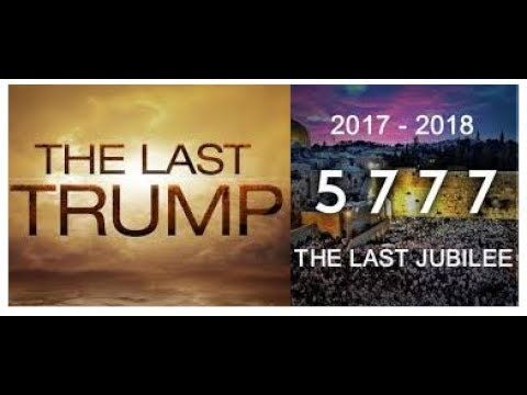 Searching for THE LAST TRUMP OF JUBILEE! The New Moon of the 12th Month?
