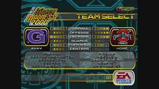 Review EA SPORTS NCAA March Madness 2000 Video Game