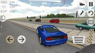 Extreme Car Driving Simulator #3 - Android IOS gameplay