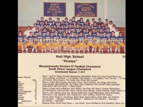 1977 Massachusetts High School Division IV Superbowl
