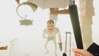 Video de HELLO NEIGHBOR BETA 3 : MATAR A UN NUEVO VECINO GIGANTE CON UNA NUEVA CASA !