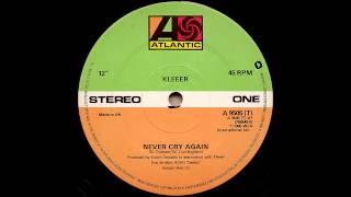 Kleeer - Never Cry Again
