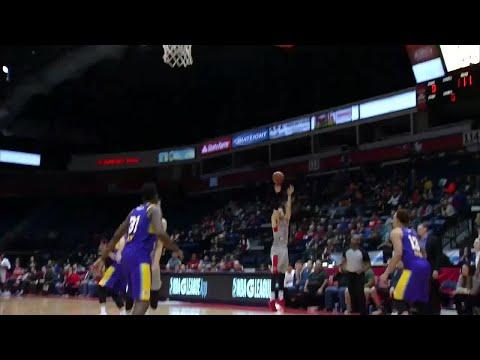 RJ Hunter (22 points) Highlights vs. South Bay Lakers