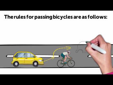Driving Schools Las Vegas - Nevada Bike Lane Laws Explained