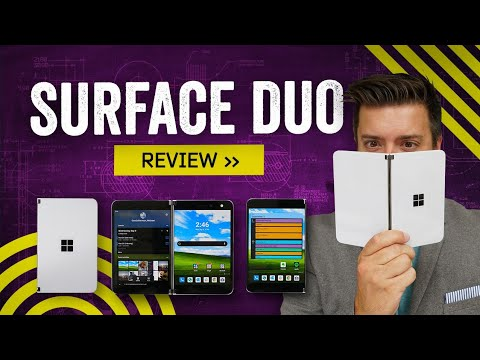 Surface Duo Review: Double Trouble