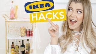 10 MEGA EINFACHE DIY IKEA HACKS 2019 😱🔨 | Kleinstadtcoco