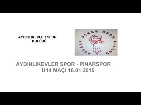 AYDINLIKEVLERSPOR - PINARSPOR