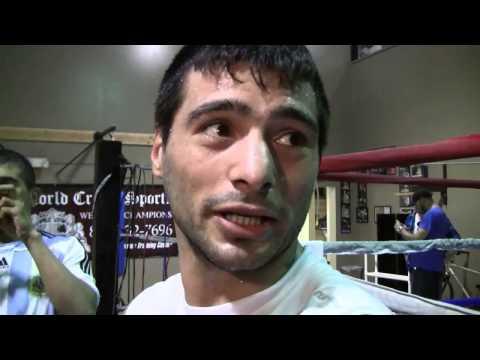 Lucas Matthysse A Superstar Boxer Born Tonight – EsNews Boxing