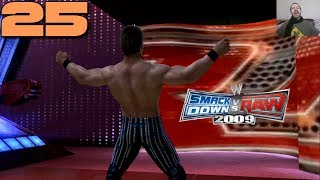 WWE SmackDown vs. Raw 2009: Road to WrestleMania #25
