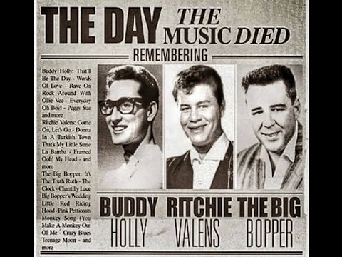 Ritchie Valens: The Day The Music Died Paranormal ...