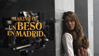 Making Of: ' Un Beso en Madrid ' | TINI, Alejandro Sanz