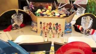 Pirate Fairy Dinner Party