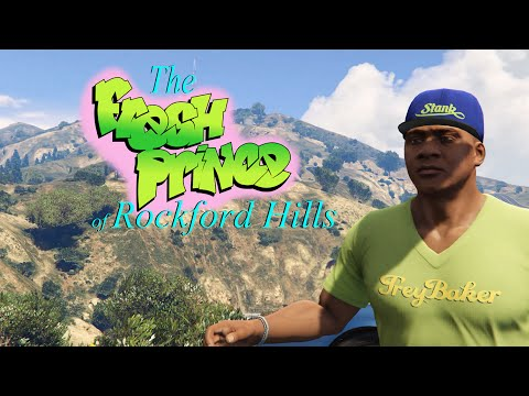Fresh Prince intro gets us closer to the day when all sitcoms are recreated in GTA 5
