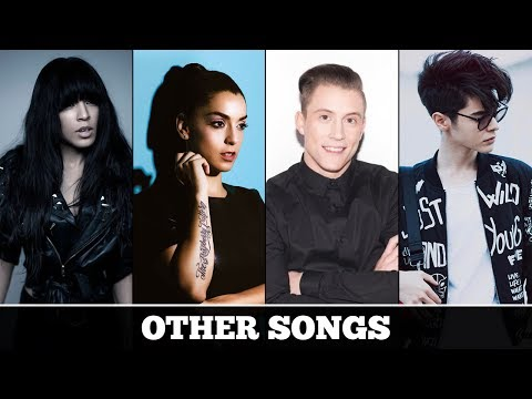 Other Songs by Eurovision Artists (2003-2017) | My Top 80