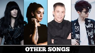 Other Songs by Eurovision Artists (2003-2017)   My Top 80