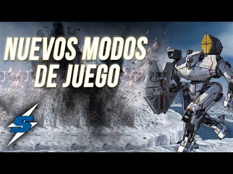 REY DE LA COLINA Y TODOS vs TODOS   NUEVOS MODOS en War Robots