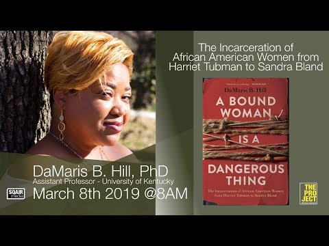 DaMaris B. Hill, PhD  Appearing on The PROJECT with Steve Rutherford