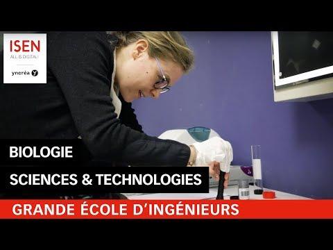Biologie, Sciences et Technologies : Le Projet BIOST de première année à l'ISEN