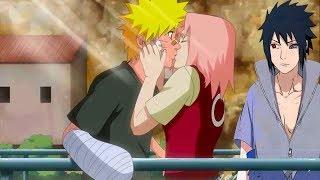 Вот как Наруто полюбил Сакуру в аниме Наруто