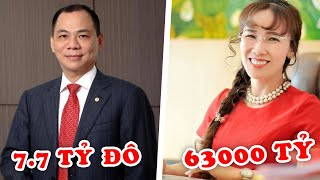6 Người Giàu Nhất Việt Nam 2020 Giữ Phần Lớn Tài Sản Người Việt
