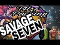 Savage Seven The Original Best TH7 Clan