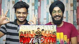 Singappenney Song REACTION | Bigil | Thalapathy Vijay, Nayanthara | A.R Rahman
