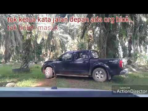 Site visit historical site Kota Buruk