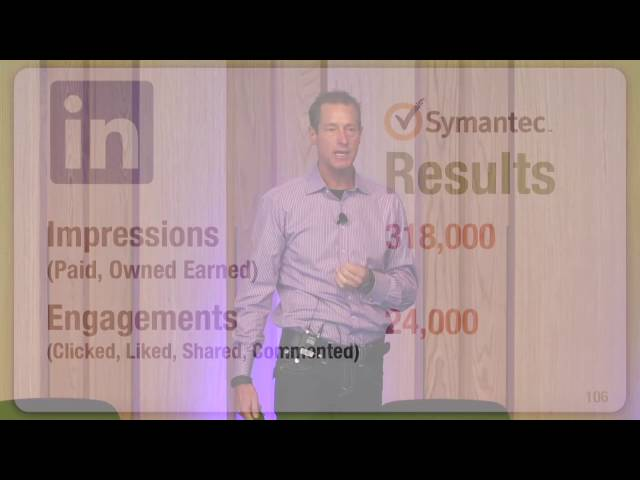 Content in Context: DAVID MEERMAN SCOTT – Symantec Success Story