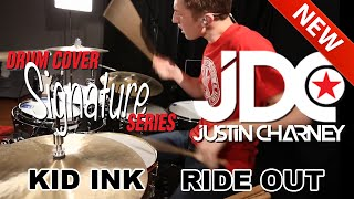 """Ride Out"" Drum Cover"