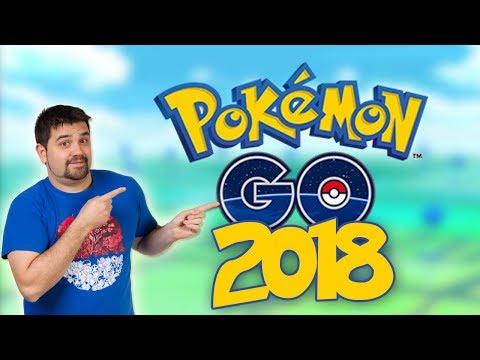¡IMPRESIONANTE Pokémon GO 2018! ¡Feliz 2019 a todos! [Keibron] thumbnail