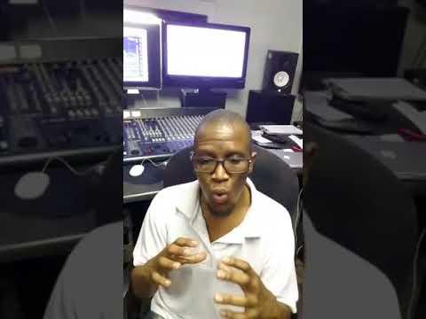 Studio recording techniques Pt 1