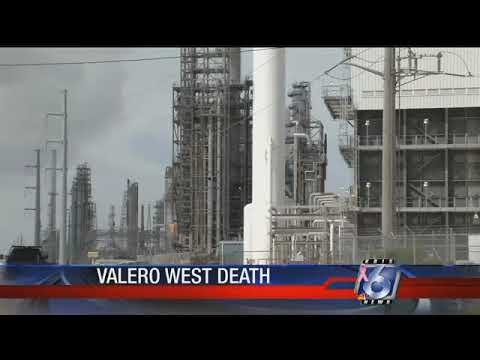 Man falls to his death at Valero West Plant