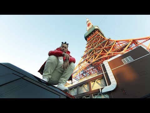 "SHO - 職質顔パス(OFFICIAL MUSIC VIDEO) ""ヤクブーツはやめろ"" Japanese HIP HOP  ""職務質問を顔パスする男"""