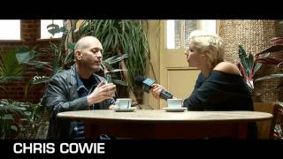 Chris Cowie - Interview with Chris Cowie Part 2