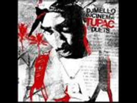 2pac ghetto gospel