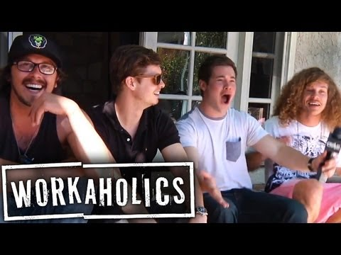 Workaholics - Exclusive Interview 2011