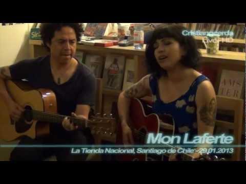 Mon Laferte - Vuelve por Favor ( La Tienda Nacional, Santiago de Chile - 29.01.2013 )