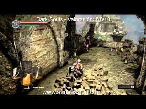 Dark Souls analisis review