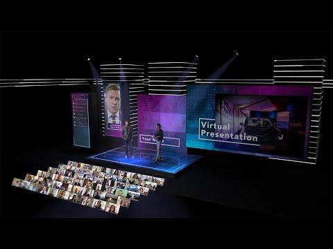 virtual event studio