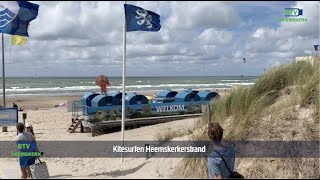 Kitesurfen Heemskerkerstrand