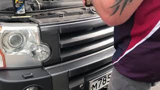 Land Rover Discovery 3. Заливка Форум Синтетик в двигатель
