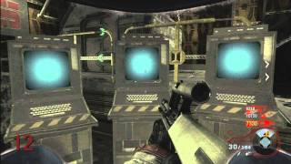 Black Ops: Zombies (Moon Easter Egg Success-3 Players)