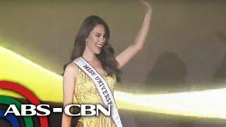 miss universe 2018 catriona nagbigay ng payo kung paano sumagot sa q a sa beauty pageant ukg