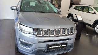 Jeep compass sport plus 2019